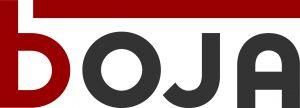 Das Logo von bOJA