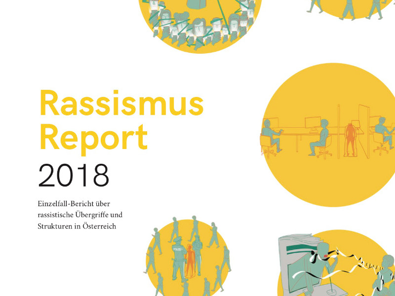 Cover Rassismus Report 2018